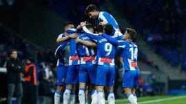 Леванте в меньшинстве вырвал ничью с Жироной, Леганес без Лунина уступил Эспаньолу: 18 тур Ла Лиги, матчи пятницы