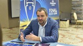 Робота Павелка в UEFA Events SA не порушує закон, якщо є неприбутковою та неоплачуваною, – НАЗК