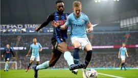 Манчестер Сіті – Ротерхем – 7:0 – відео голів та огляд матчу