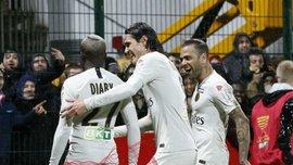 Кубок Франции: Марсель сенсационно вылетел от клуба из 4-й лиги, ПСЖ разгромил соперника и вышел в следующий раунд