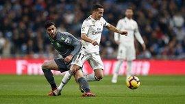 Реал – Реал Сосьедад – 0:2 – видео голов и обзор матча