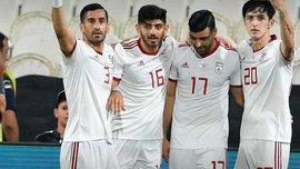 Кубок Азії-2019: Іран знищив Ємен