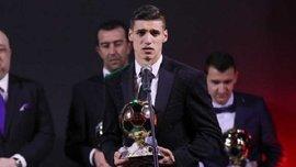 Форвард Десподов, яким цікавиться Динамо, став найкращим гравцем року в Болгарії