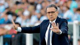 Колишній тренер Барселони Мартіно очолив збірну Мексики