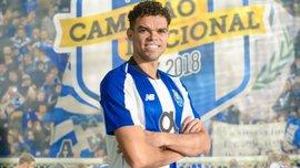 Пепе офіційно став гравцем Порту