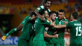 Кубок Азії: Саудівська Аравія розтрощила Північну Корею, Ірак на останніх хвилинах вирвав перемогу у В'єтнаму