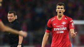 Еременко, который летом перешел в Спартак, покинул московский клуб