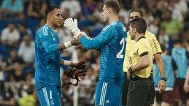 Розчарування ситуацією Луніна спонукало Реал продовжити контракт з Навасом, однак є й позитивний варіант розвитку подій