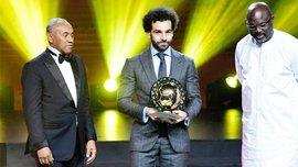 """Салах та Мане """"запалили"""" на сцені після церемонії нагородження найкращого гравця року в Африці"""