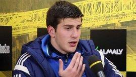 20-річний захисник Лочошвілі повернеться  у Динамо