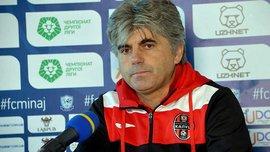 Малик став тренером Ниви Т – команду міг очолити Гусєв або Вірт