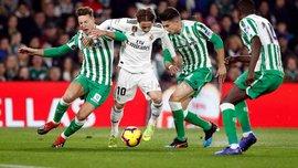 Бетис – Реал – 1:2 – видео голов и обзор матча