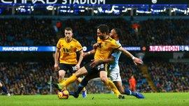 Манчестер Сіті – Вулверхемптон – 3:0 – відео голів та огляд матчу