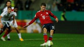 Бавария подаст апелляцию на решение УЕФА относительно Мюллера
