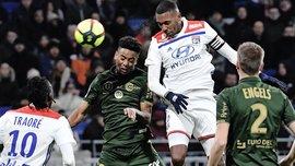 Ліон – Реймс – 1:1 – відео голів та огляд матчу