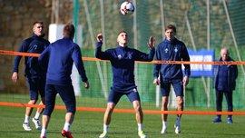 Хацкевич назвал 29 игроков Динамо, которые поедут на зимний сбор в Испанию