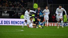 Ліга 1: Сент-Етьєн обіграв Генгам, Бордо не зумів відібрати очки в Ніцци