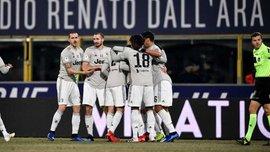 Бернардески забил гол после эпического столкновения голкипера и защитника