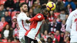 Атлетик – Севилья – 2:0 – видео голов и обзор матча