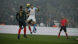 Лига 1: Марсель сыграл вничью с Монако, Ренн и Страсбур одержали выездные победы, Монпелье потерял очки в Дижоне