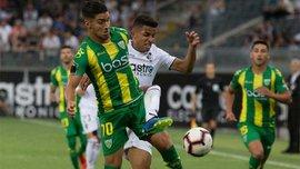 Форвард Тонделы Аранго не забил в пустые ворота с нескольких метров – курьез дня