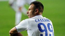 """""""Я мог стать таким, как Месси"""", – Кассано сожалеет, что не смог реализовать свой потенциал"""