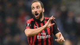 Ігуаїн може пропустити матч за Суперкубок Італії через перехід до Челсі