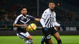 Ліга 1: Бордо у напруженому матчі вирвав перемогу в Анже