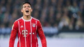 Арсенал хочет арендовать Хамеса у Баварии