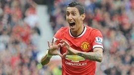 Ді Марія: Волів би не витрачати свої найкращі роки на гру за Манчестер Юнайтед