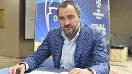 Павелко: VAR може бути застосований у фіналі Кубка України або в Суперкубку