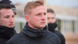 Васін підписав новий контракт з Ворсклою