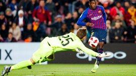 Барселона пройшла 22 раунди Кубка Іспанії поспіль – рекорд турніру