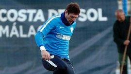 Селезньов може дебютувати за Малагу в матчі з Луго – тренер готовий дати шанс українцю