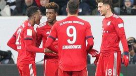Хоффенхайм – Бавария – 1:3 – видео голов и обзор матча