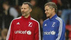 Гіггз оцінив роботу Сульшера на посаді наставника Манчестер Юнайтед