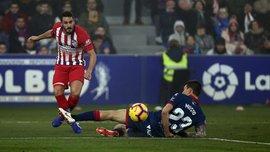 Уэска – Атлетико – 0:3 – видео голов и обзор матча