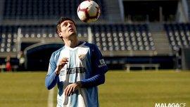 Селезньов переможно дебютував за Малагу в матчі з Луго – Бланко Лещук відзначився асистом