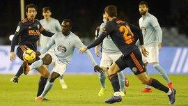 Сельта – Валенсия – 1:2 – видео голов и обзор матча