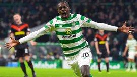 Син Веа голом у Кубку Шотландії відзначив дебют за Селтік