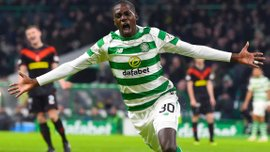 Сын Веа голом в Кубке Шотландии отметил дебют за Селтик