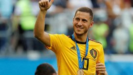 Реал надеется сбить цену Азара – трансфер может состояться летом