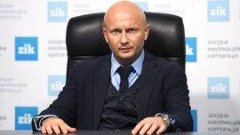 Смалийчук: Ведем переговоры по Шведу и Лебеденко, Федецкий может стать играющим тренером дубля