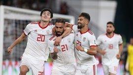 Кубок Азії: В'єтнам, Китай та Іран перемогли та вийшли у чвертьфінал