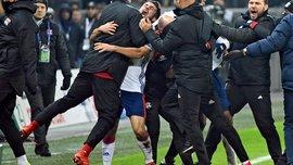 Сент-Етьєн – Ліон – 1:2 – відео голів та огляд матчу