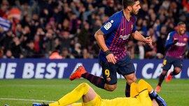 Арбелоа раскритиковал VAR после гола Суареса в ворота Леганеса