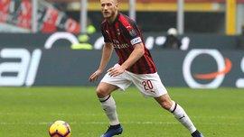 Абате відіграв 300-й матч у складі Мілана