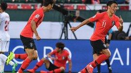 Кубок Азії: визначились усі чвертьфінальні пари турніру