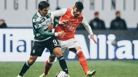 Кубок португальской лиги: Спортинг победил Брагу в странной серии пенальти, где из 7 ударов был забит 1 гол
