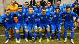Студенческая сборная Украины стала финалистом мемориала Макарова